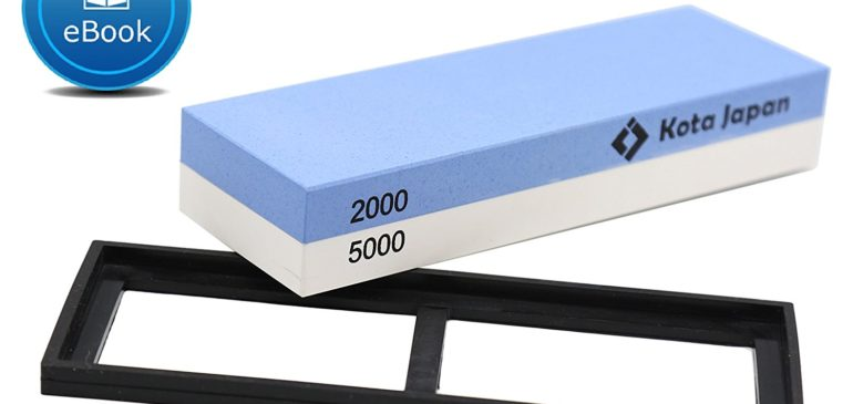 2000-5000 Grit Premium Sharpening Whetstone